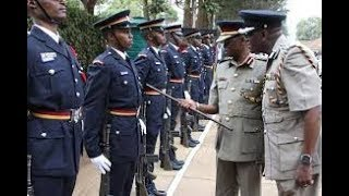 Why each police officer will have to contribute Kshs. 1, 000: Some have refused
