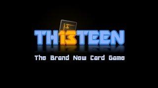 Thirteen - The Brand New Card Game & App