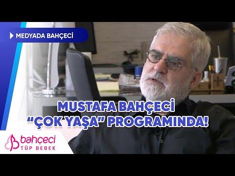 Euro D – Prof. Dr. Mustafa Bahçeci Çook Yaşa Programına Konuk Oldu