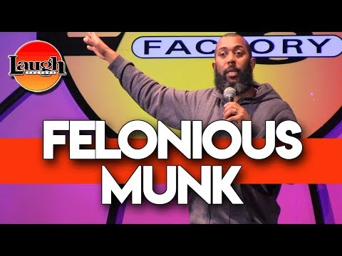Felonious Munk | Fox News Research | Laugh Factory Chicago Stand Up Comedy