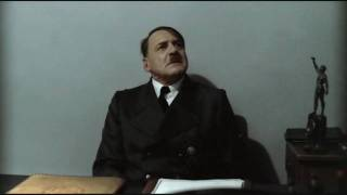 Hitler is informed Fegelein is bulletproof