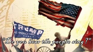 """""""DEPLORABLES UNITE"""" - (Do you hear the people sing) Trump Anthem - REUPLOADED FROM 1 MILLION VIEWS"""