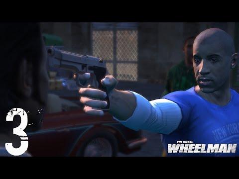 Вин Дизель Wheelman Прохождение Часть 3 - Беседа с Фелипе