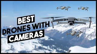 Best Drones with Camera 2020