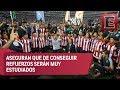 Chivas quiere mantener al equipo que ganó el campe - Videos de Noticias y Reportajes de Chivas Guadalajara de Chivas Guadalajara