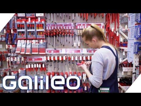 Checkerwissen Baumarkt | Galileo | ProSieben