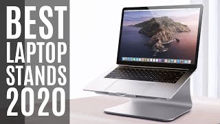 Top 10: Best Laptop Stands for 2020 / Macbook Stand / Laptop Holder for MacBook Pro, Surface Pro