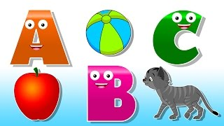 ABC & Colors Collection | Kids Alphabet Song | Learning Colors Videos for Toddlers Kids Baby