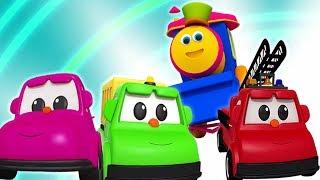 เรียนรู้สีกับบ๊อบรถไฟ | Learn Colors With Bob The Train | Bob Fun Series | Bob The Train Thailand