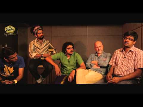 Behind the scenes - Swarathma mentoring Jaagar