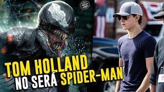 TOM HOLLAND NO SERÁ SPIDER-MAN EN VENOM; Adiós Ben Affleck, hola Jake Gyllenhaal