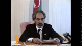 Prezident Elçibəyin  28 May Respublika Günü xalqa müraciəti.