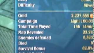 Sacred 2 fallen Angel Final boss Light ending Survivalist trophy beat it in 3mins!