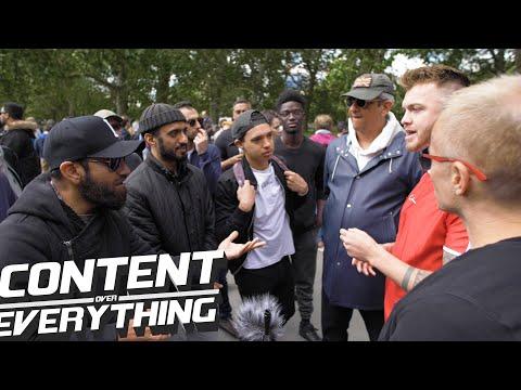 Multiculturalism | Braidon Afgan Mo Ralph Tiger | Speakers Corner 2019