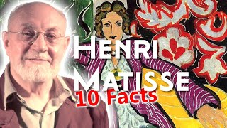 10 Amazing Facts About Henri Matisse