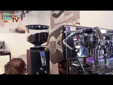 ECM Controvento 2gruppig - World of Coffee 2014