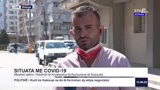 RTK3 Lajmet e orës 13:00 10.04.2020