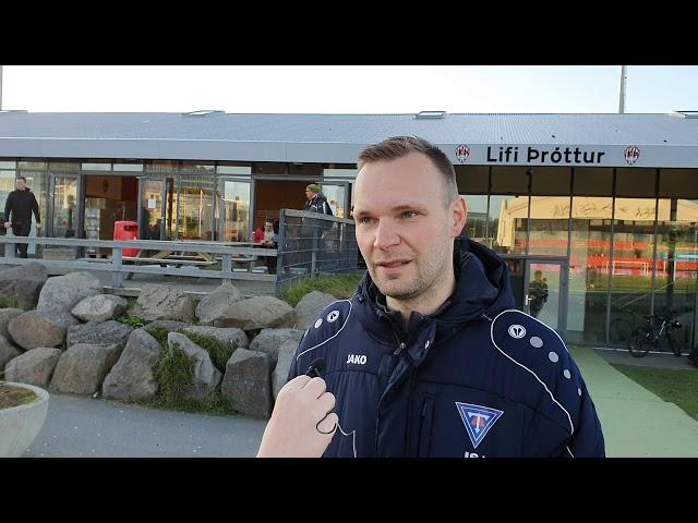 Jónsi: Við skorum alltaf