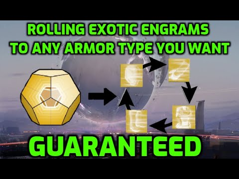 Destiny 2 Trick Lets Players Farm Specific Exotic Armor Slots