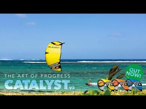 Ozone Catalyst V2 - The Art of Progress