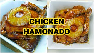 Chicken Hamonado