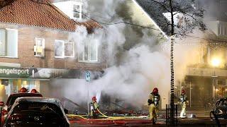 Opsporing Verzocht: Aanslagen met explosieven op drie Poolse supermarkten