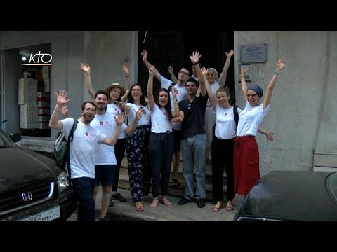 AED Mission : des jeunes volontaires au Liban