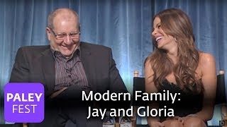Modern Family - Making Jay and Gloria a Convincing Couple