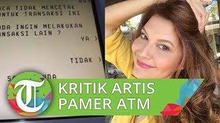 Tamara Bleszynski Tanggapi Artis yang Pamer Saldo ATM, 'Polah Tingkahnya Memalukan'