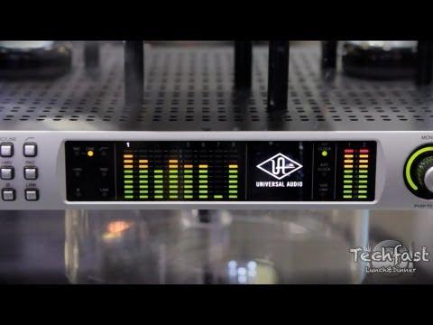 First Look: Universal Audio Apollo Thunderbolt Audio Interface