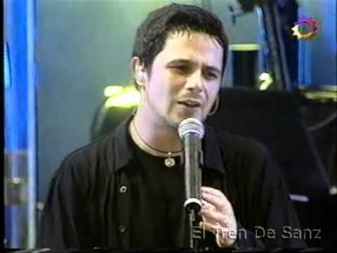 09 | Alejandro Sanz - Llega, llegó Soledad | En vivo, Velez 2001