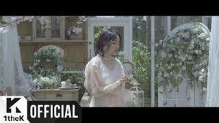 [MV] YOUNHA(윤하) _ On A Rainy Day(비가 내리는 날에는)