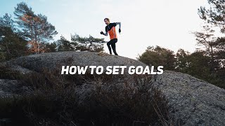 WHY AND HOW TO SET GOALS | My 2021 running goals