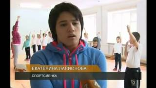 19-летняя Екатерина Ларионова из Уральска признана лучшей спортсменкой Казахстана в женской борьбе