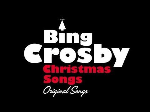 Bing Crosby - Santa Claus Is Coming To Town - Christmas Radio