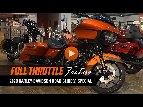 2020 Harley-Davidson Road Glide® Special in Mentor, Ohio - Video 1