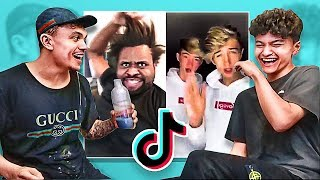 TIK TOK TRY NOT TO LAUGH CHALLENGE vs BROTHER (IMPOSSIBLE)