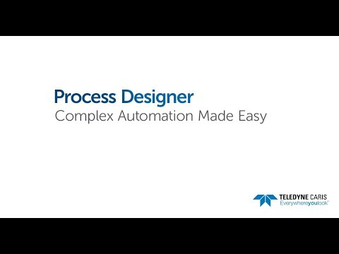 Process Designer - Complex Automation Made Easy