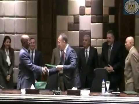 الوزير/طارق قابيل ووزير أرض الصومال يشهدان توقيع مذكرتي تفاهم لتعزيز التعاون الاقتصادي