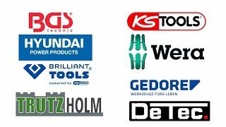Episode 100: Großer Werkstattwagen Vergleich, Gedore/KS Tools/Wera/BGS und mehr (1000 Abos Special)