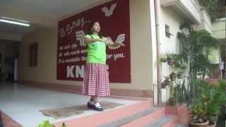Lupang Hinirang Beat ( Flag Retreat ) Leanna