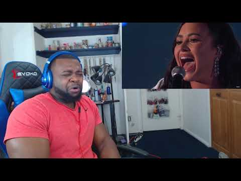Demi Lovato - Anyone (Live From The 62nd GRAMMYs 2020) Reaction