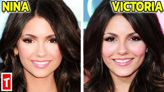 Celebrities Who Look So Much Alike It's Creepy
