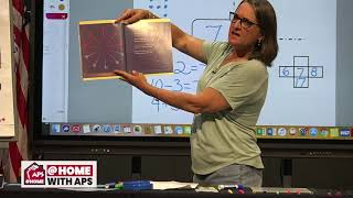 Tuesday, July 7, 2020 - Kindergarten, 1st, 2nd Grades - Mathematics & Science