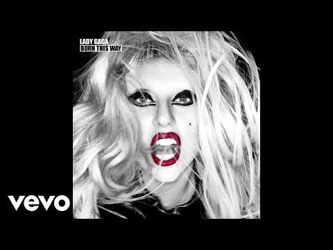 Black Jesus + Amen Fashion Lyrics – Lady Gaga