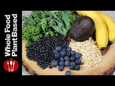 Plant Based for $10 a day or less (2018) The Whole Food Plant Based Cooking Show
