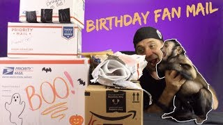 Monkey LOVES Happy Birthday Mail!