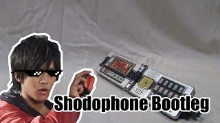 Shinkenger Shodophone (Bootleg)