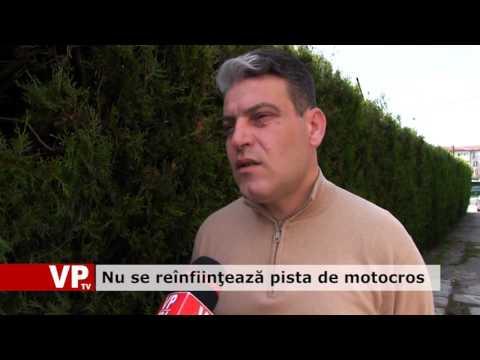 Nu se reînfiinţează pista de motocros