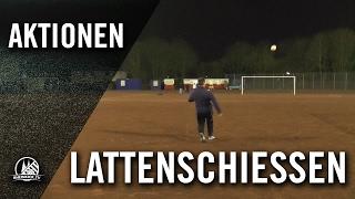 Lattenschießen  Ataspor KölnPorz Kreisliga C Staffel 4 Kreis Köln  RHEINKICKTV